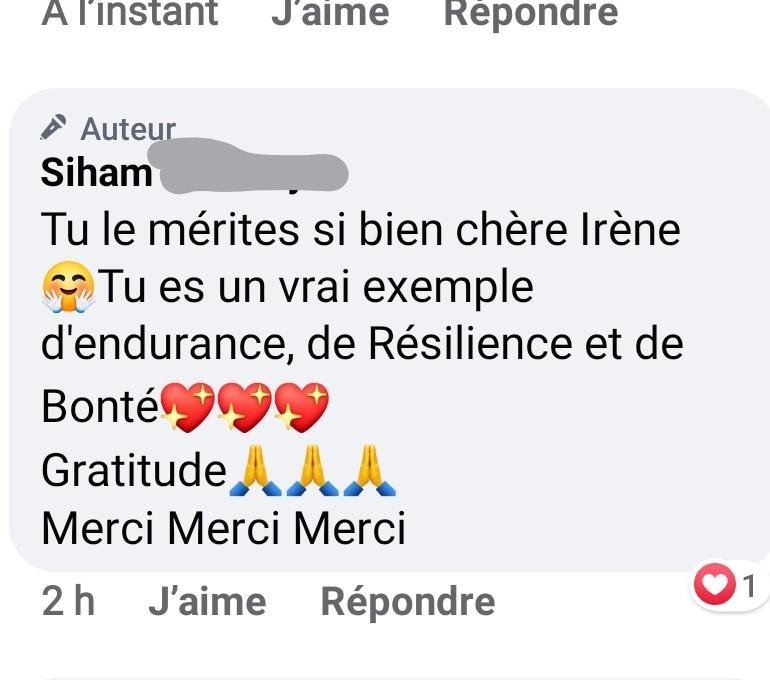 Slasheuse de bien-être - Irène SAUNIER - Témoignages et avis