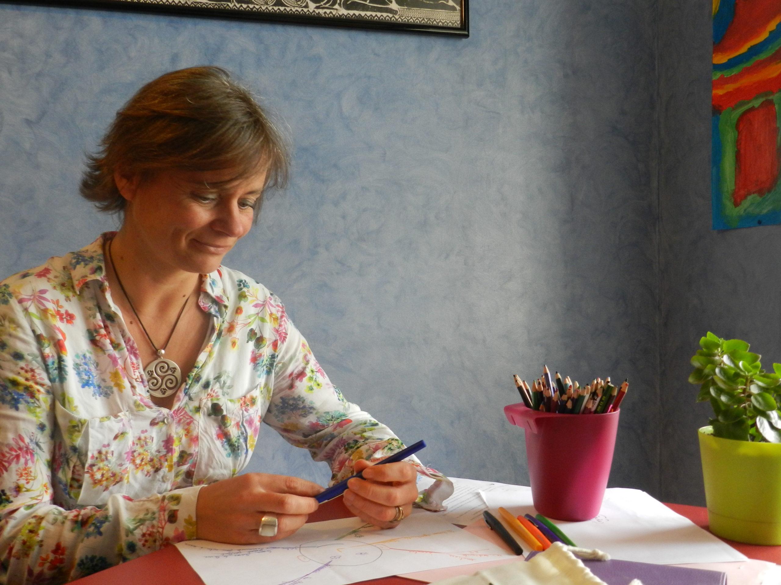 Conférencière en intelligence de vie - Irène SAUNIER
